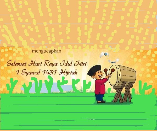 Selamat Lebaran Smp Negeri 37 Jakarta