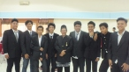 Syafrudin,M Si (Mister Seni) band